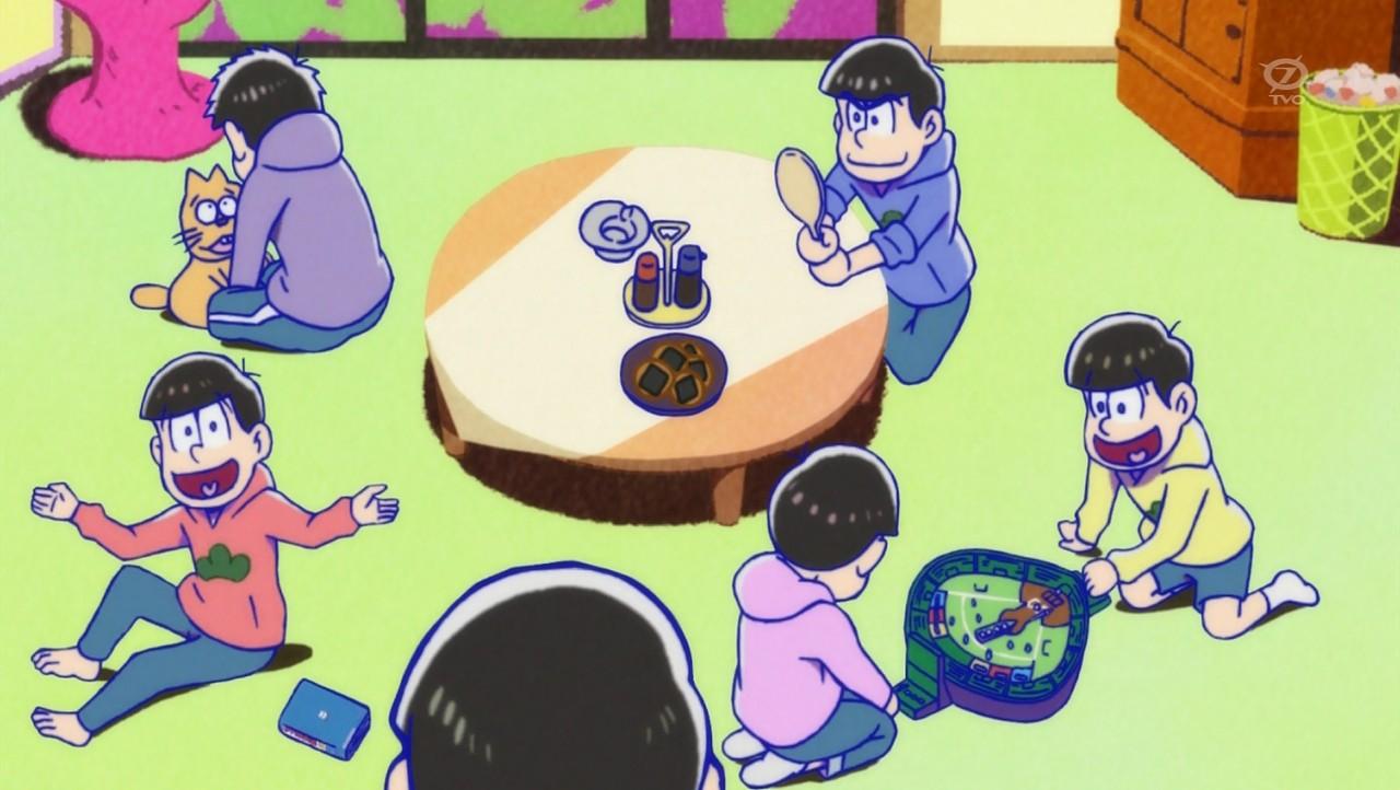 『おそ松さん』第4話(Aパート)「自立しよう」【アニメ感想】_7249