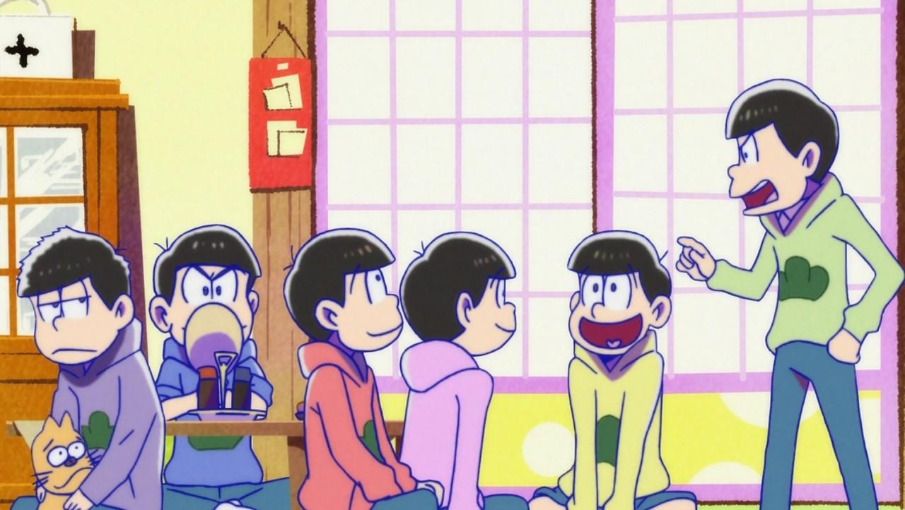 『おそ松さん』第4話(Aパート)「自立しよう」【アニメ感想】_7251