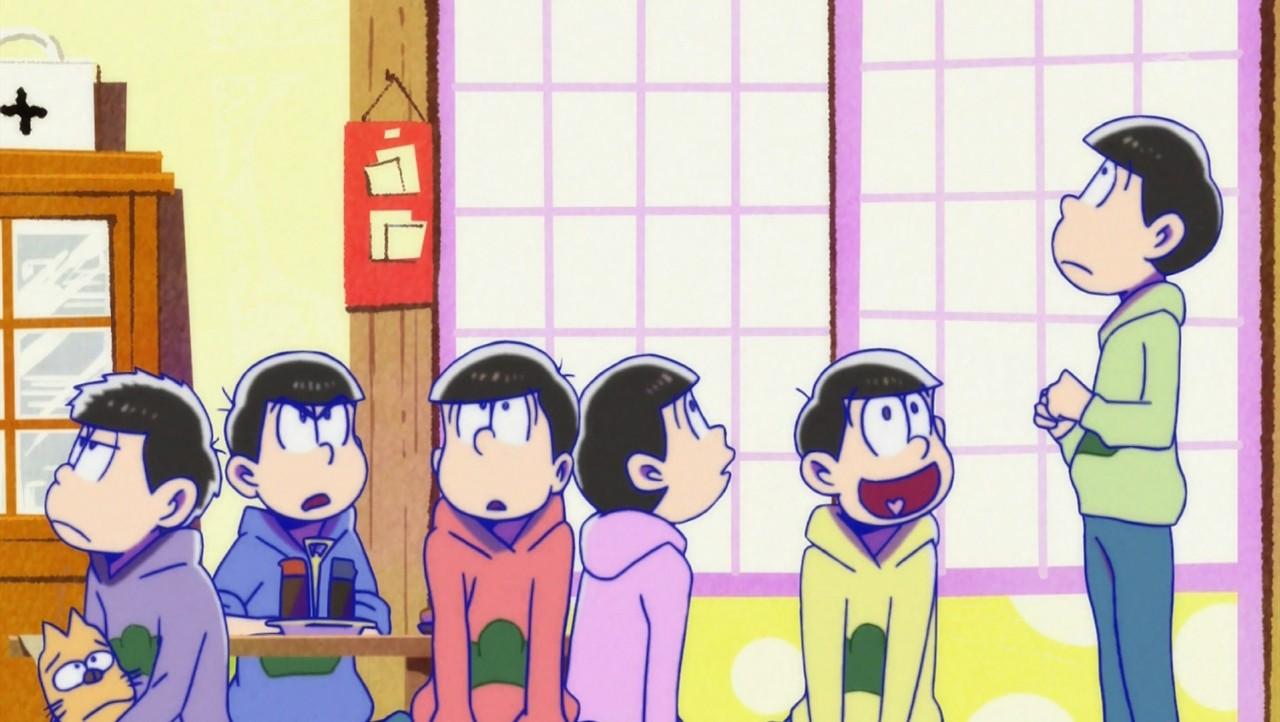『おそ松さん』第4話(Aパート)「自立しよう」【アニメ感想】_7253