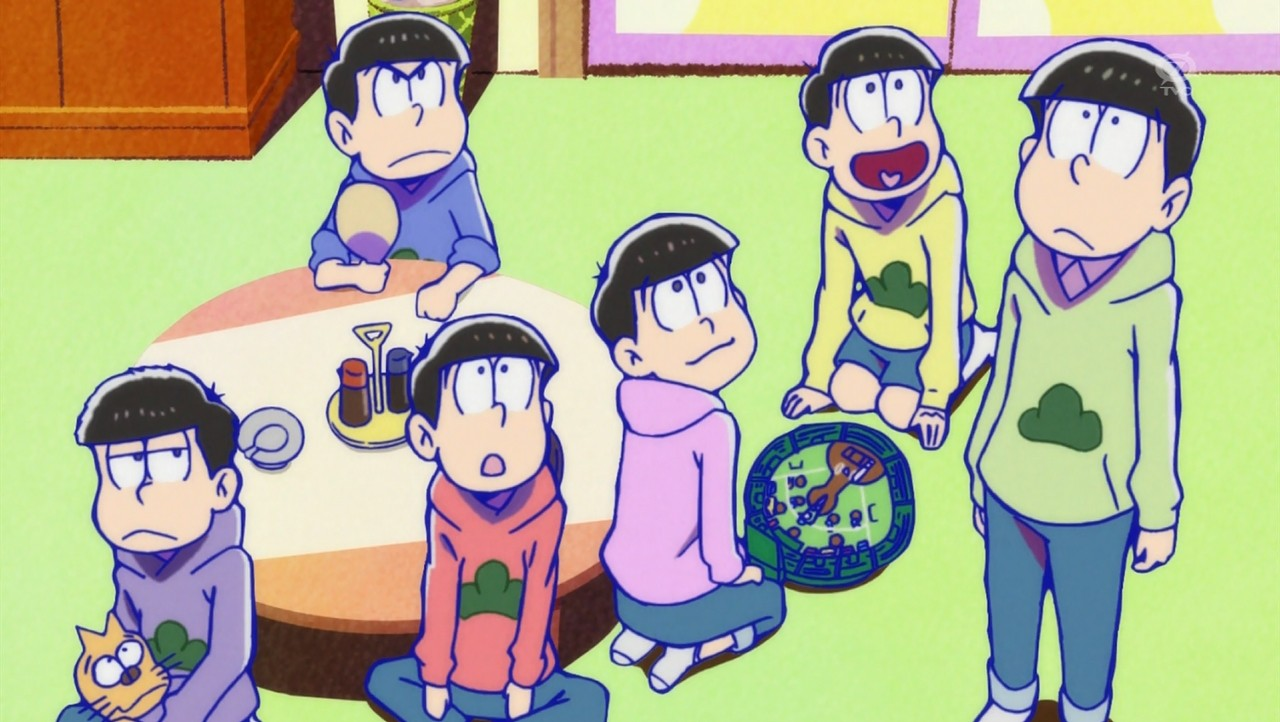 『おそ松さん』第4話(Aパート)「自立しよう」【アニメ感想】_7256