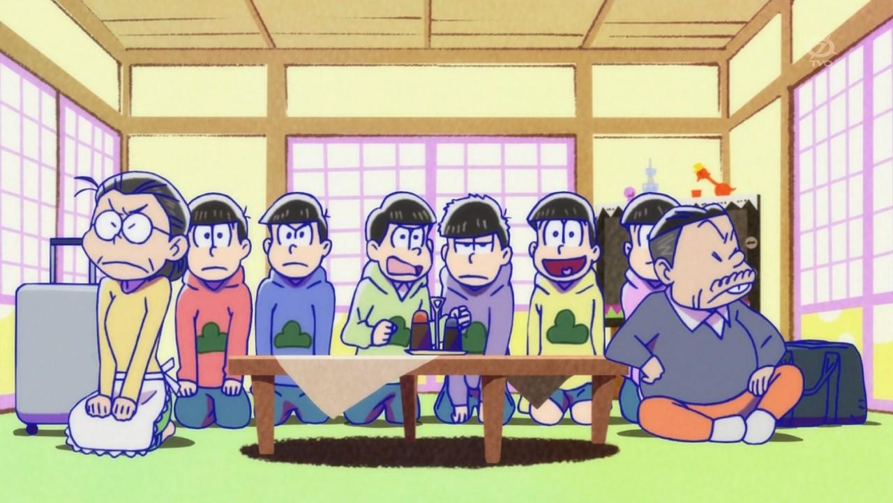 『おそ松さん』第4話(Aパート)「自立しよう」【アニメ感想】_7258