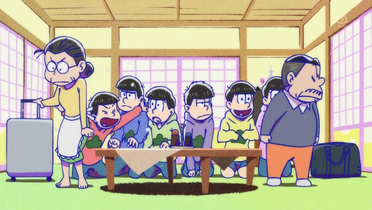 『おそ松さん』第4話(Aパート)「自立しよう」【アニメ感想】_7261