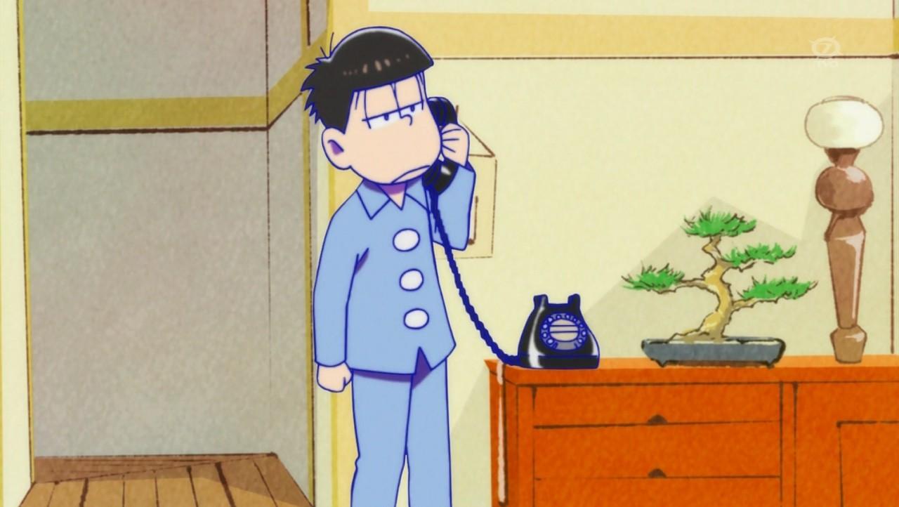 『おそ松さん』第5話(Aパート)「カラ松事変」【アニメ感想】_7443