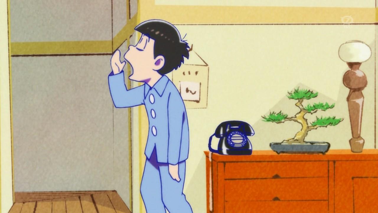 『おそ松さん』第5話(Aパート)「カラ松事変」【アニメ感想】_7446