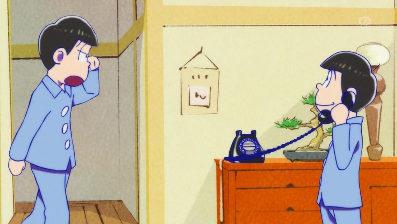 『おそ松さん』第5話(Aパート)「カラ松事変」【アニメ感想】_7448