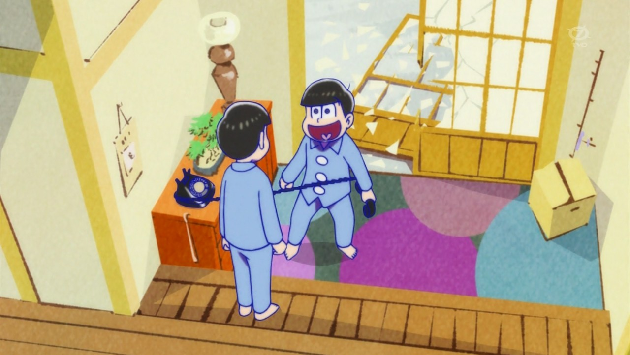 『おそ松さん』第5話(Aパート)「カラ松事変」【アニメ感想】_7452