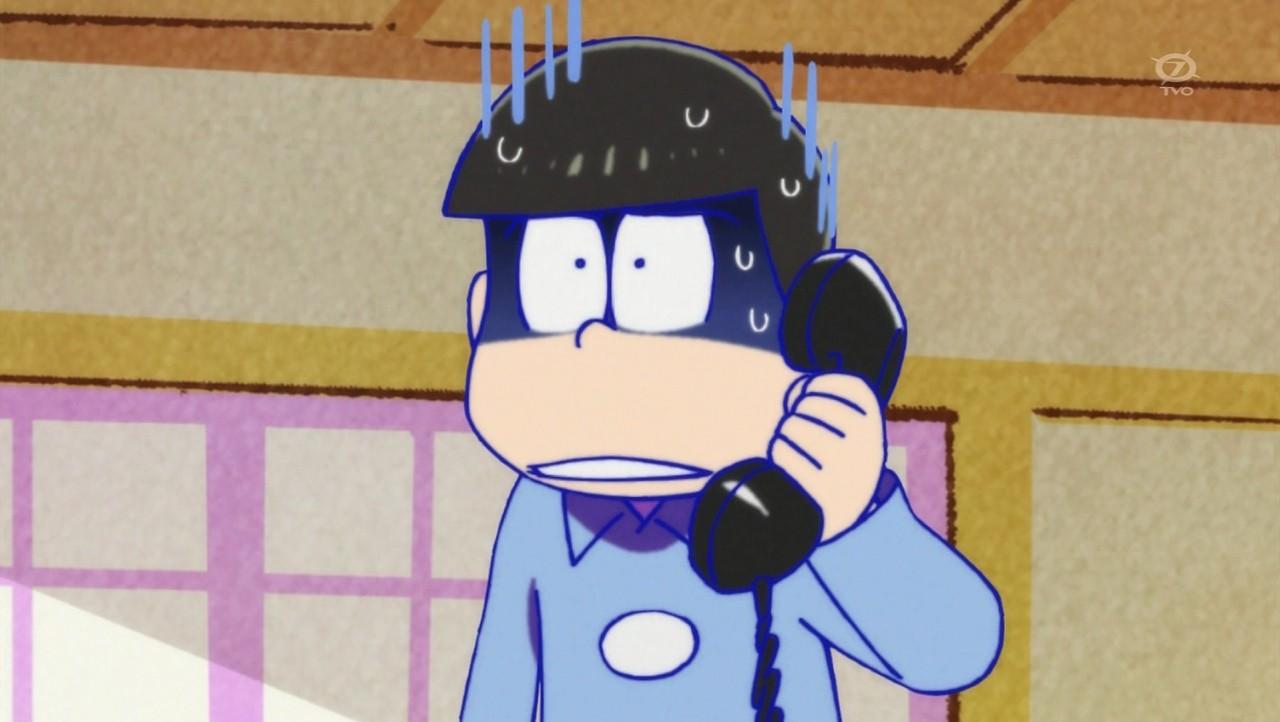 『おそ松さん』第5話(Aパート)「カラ松事変」【アニメ感想】_7453