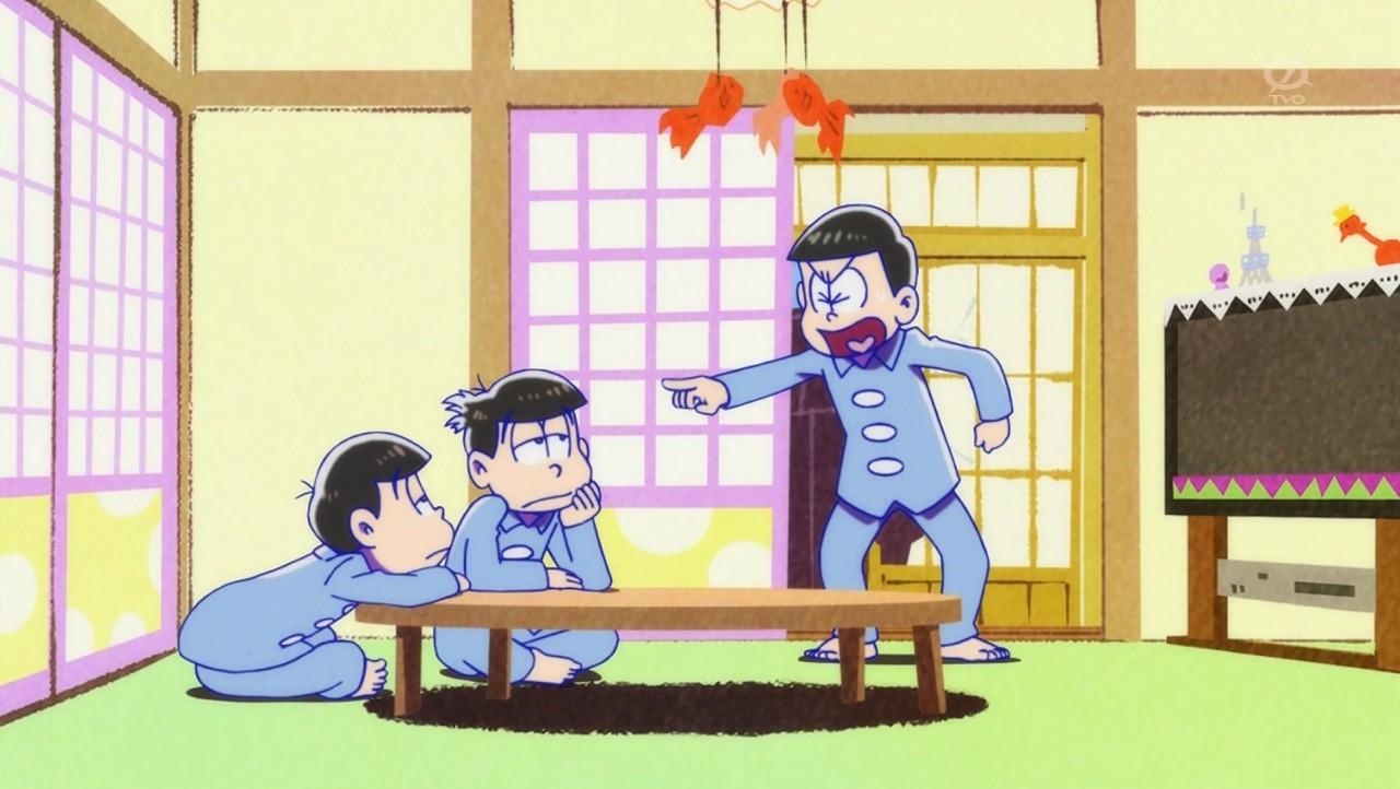 『おそ松さん』第5話(Aパート)「カラ松事変」【アニメ感想】_7454