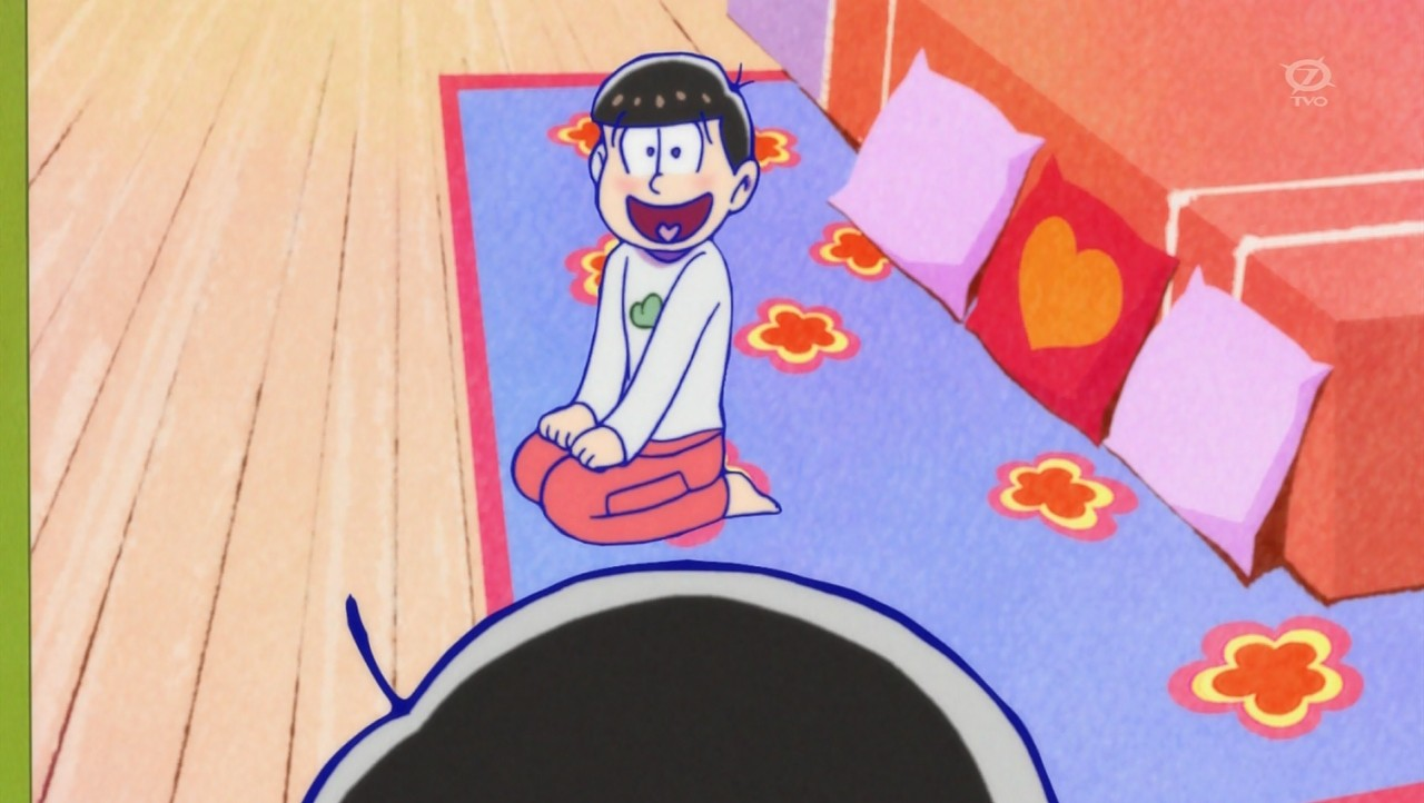 『おそ松さん』第4話(Bパート)「トト子なのだ」_7488