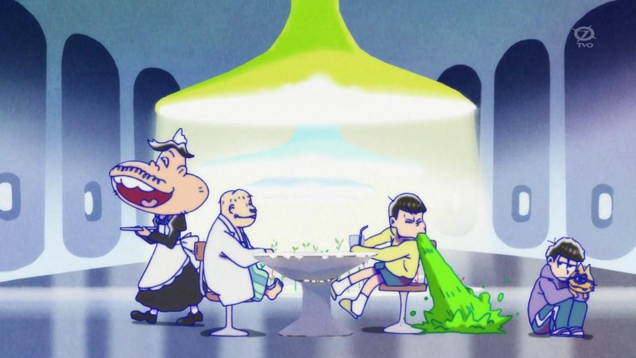 『おそ松さん』第5話(Bパート)「エスパーニャンコ」【アニメ感想】_7503