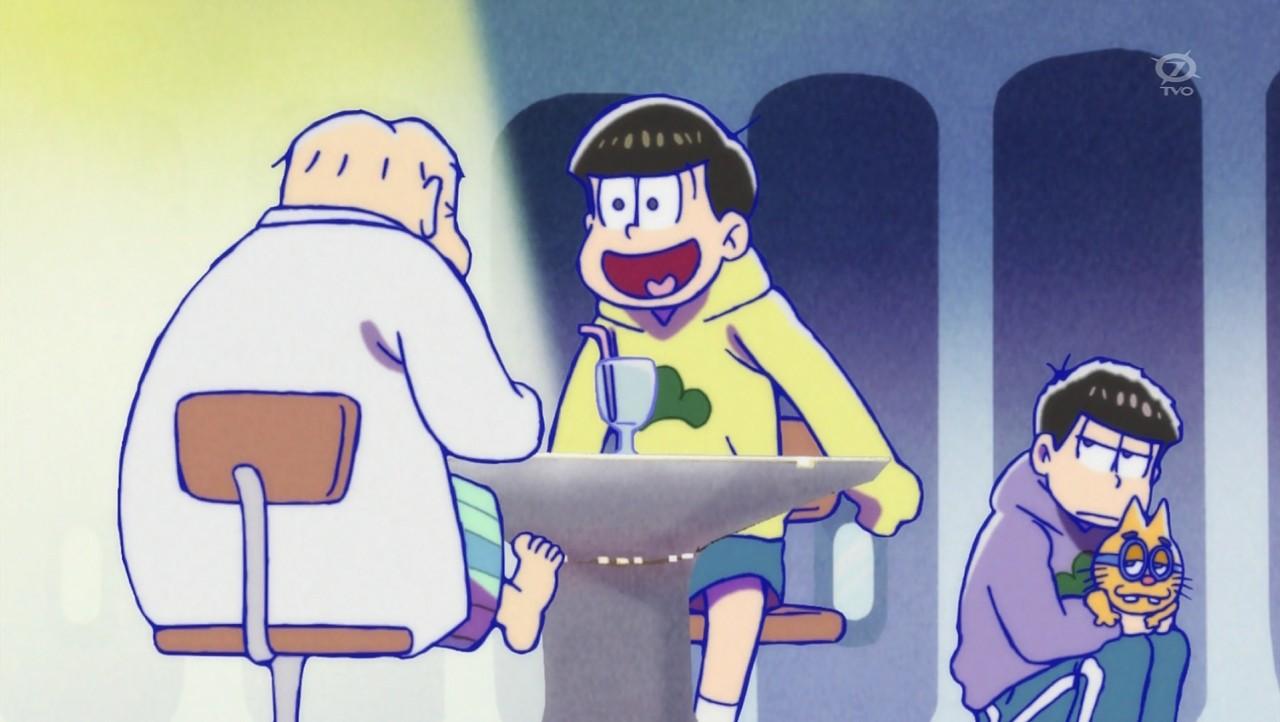 『おそ松さん』第5話(Bパート)「エスパーニャンコ」【アニメ感想】_7505