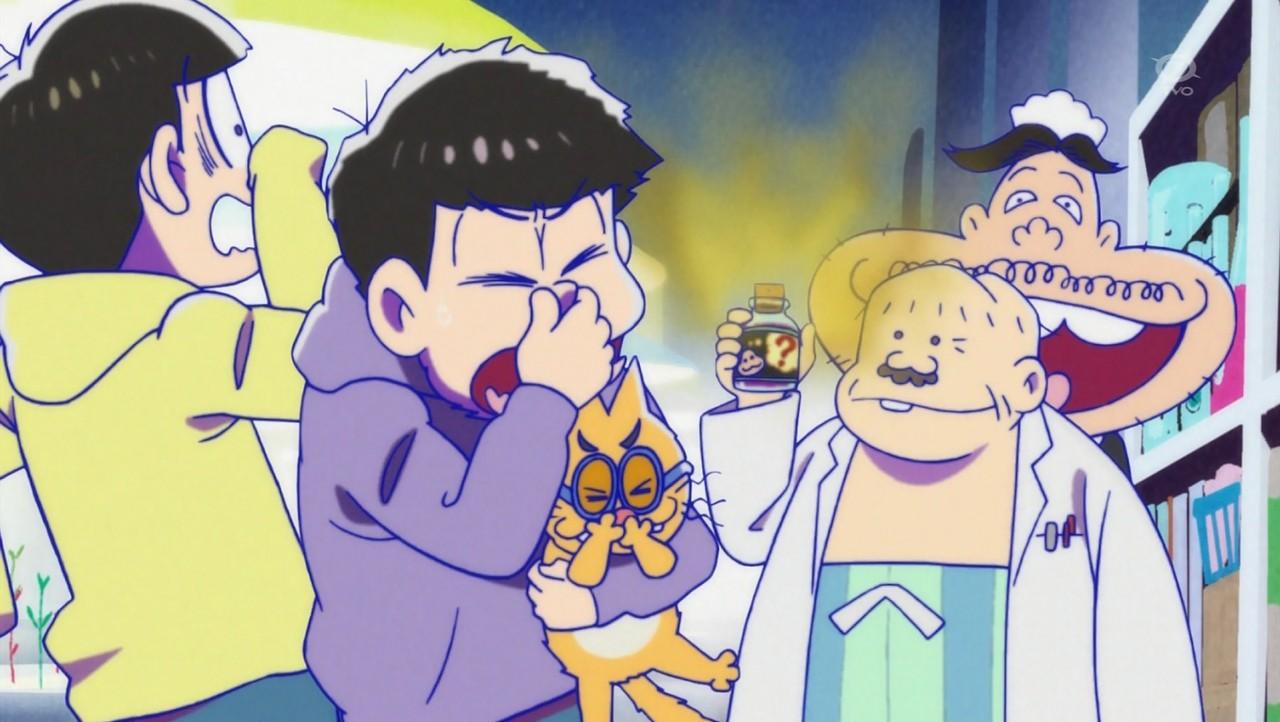 『おそ松さん』第5話(Bパート)「エスパーニャンコ」【アニメ感想】_7509