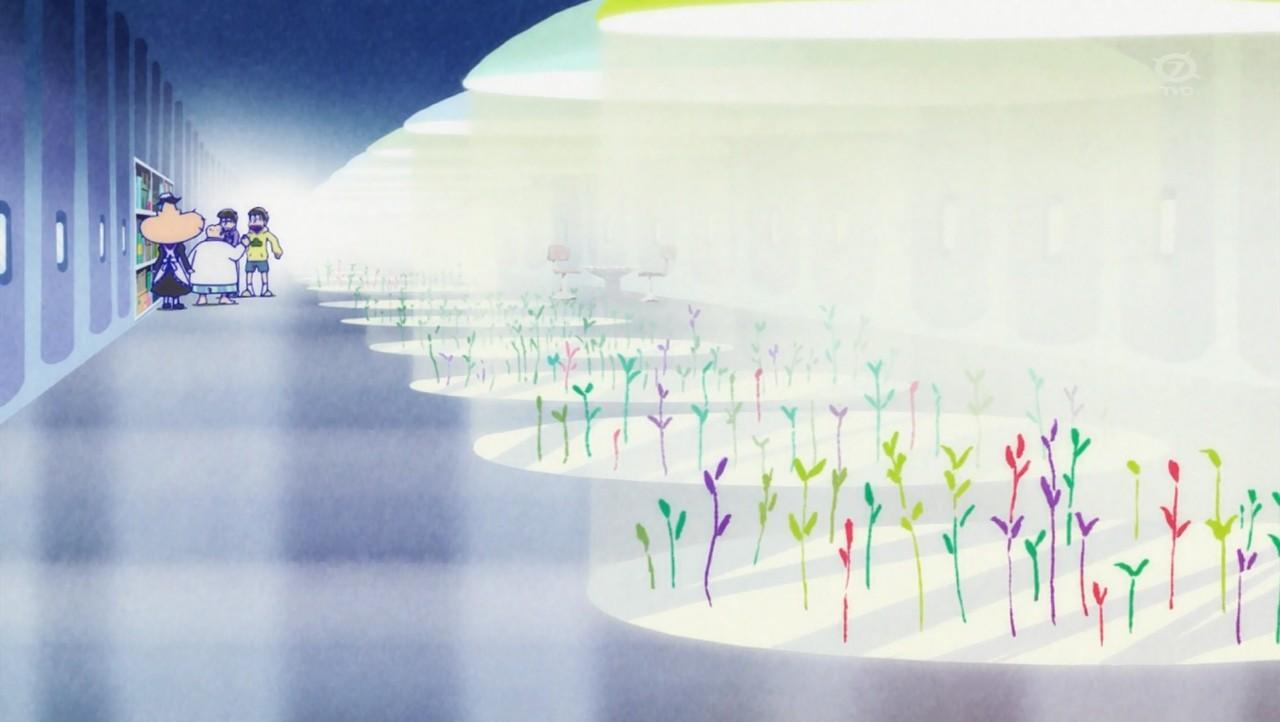 『おそ松さん』第5話(Bパート)「エスパーニャンコ」【アニメ感想】_7512
