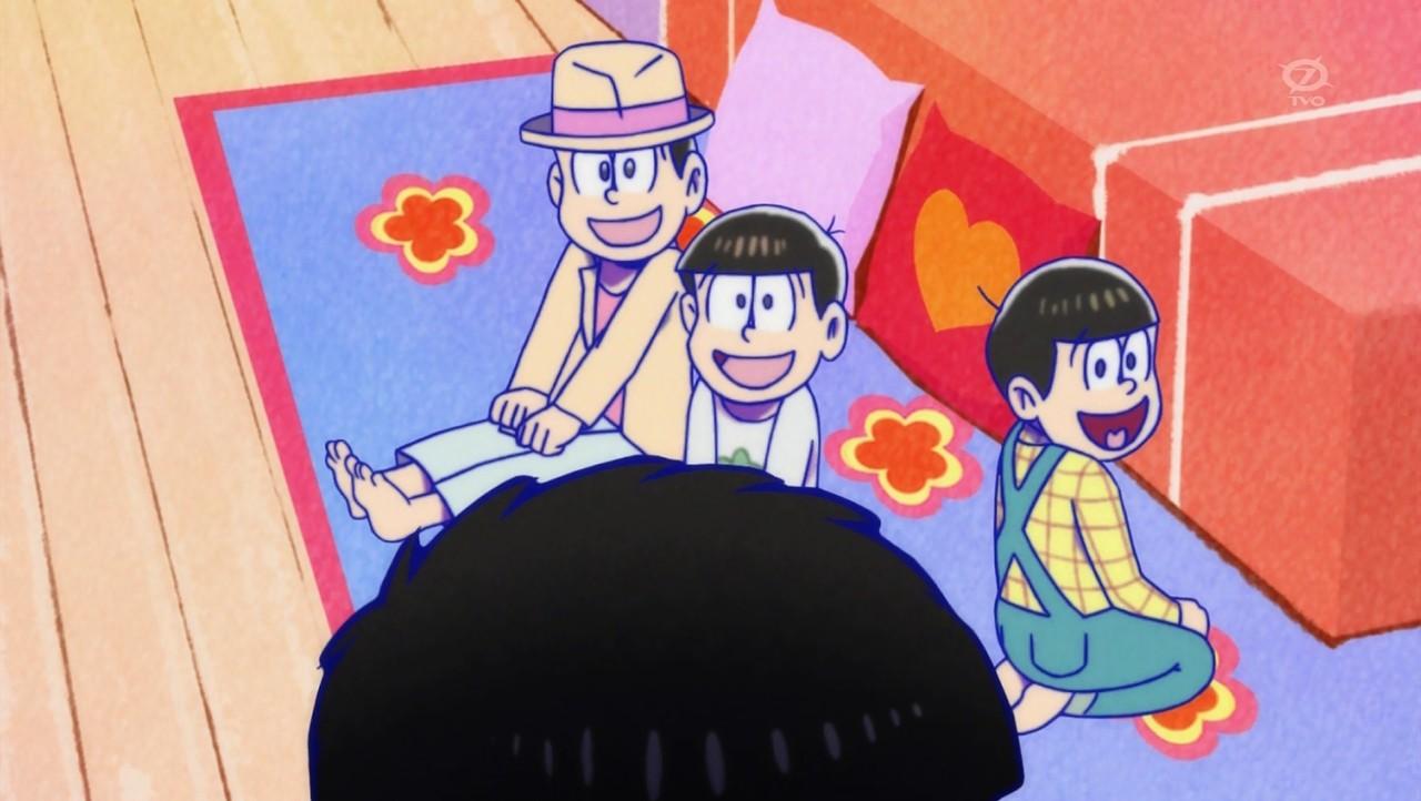 『おそ松さん』第4話(Bパート)「トト子なのだ」_7518