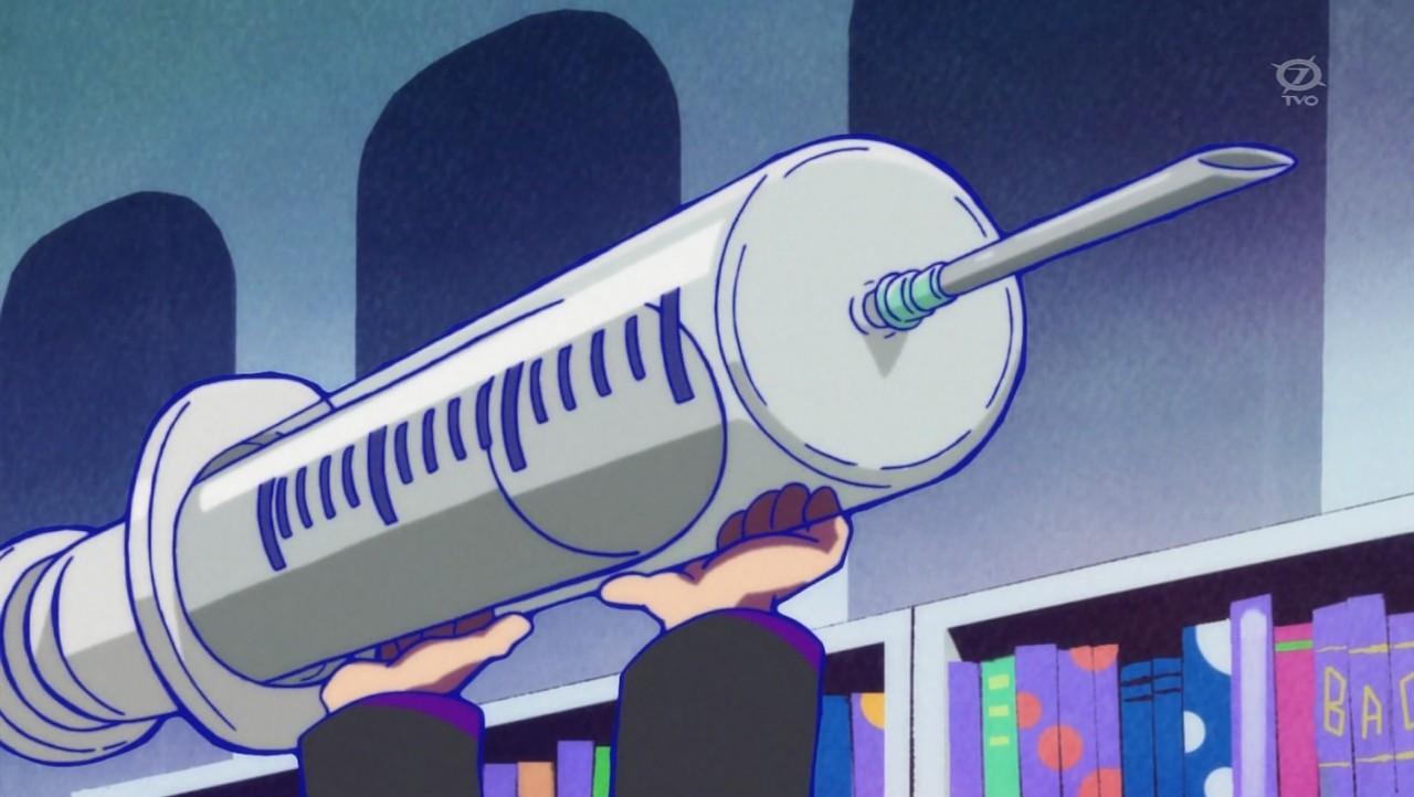 『おそ松さん』第5話(Bパート)「エスパーニャンコ」【アニメ感想】_7521