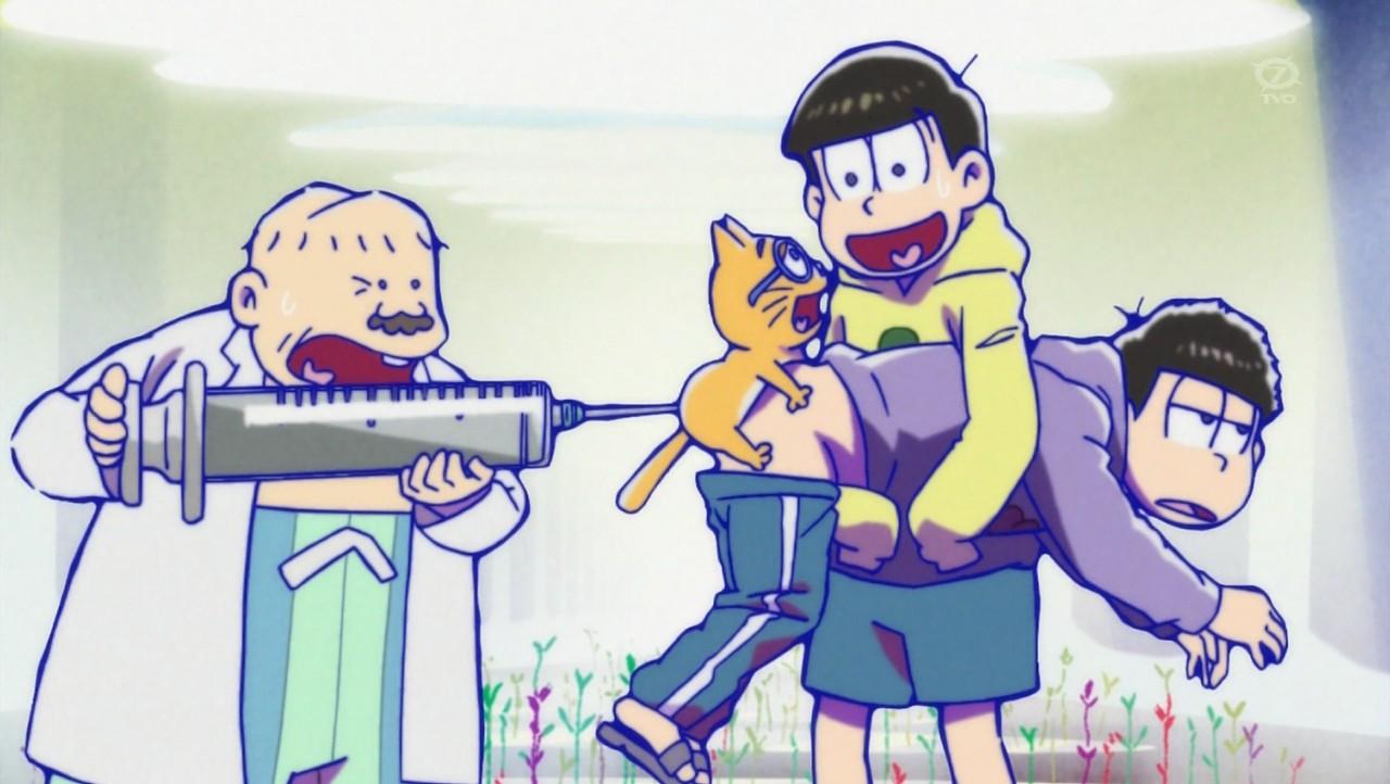『おそ松さん』第5話(Bパート)「エスパーニャンコ」【アニメ感想】_7535