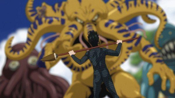『ワンパンマン』第8話「深海の王」【アニメ感想】_8849