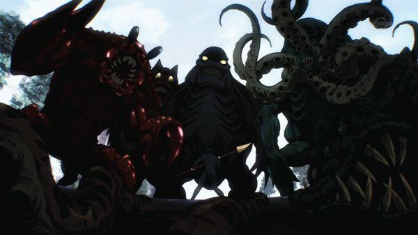 『ワンパンマン』第8話「深海の王」【アニメ感想】_8855