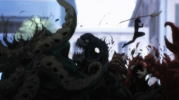 『ワンパンマン』第8話「深海の王」【アニメ感想】_8856