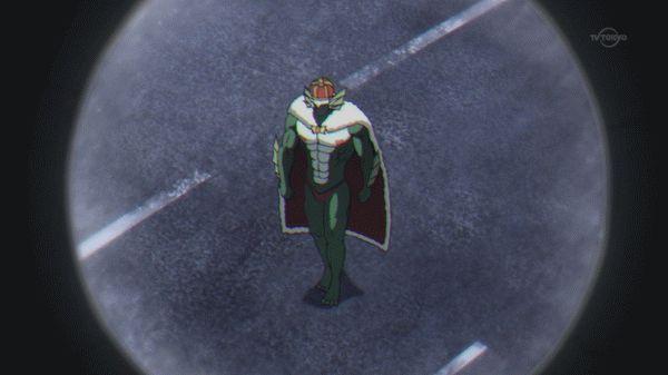 『ワンパンマン』第8話「深海の王」【アニメ感想】_8865