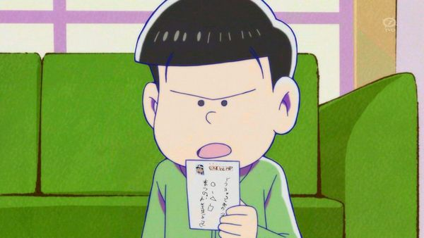 『おそ松さん』第6話(Aパート)「おたんじょうび会ダジョー」【アニメ感想】_9380