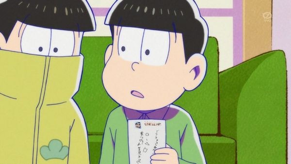 『おそ松さん』第6話(Aパート)「おたんじょうび会ダジョー」【アニメ感想】_9381
