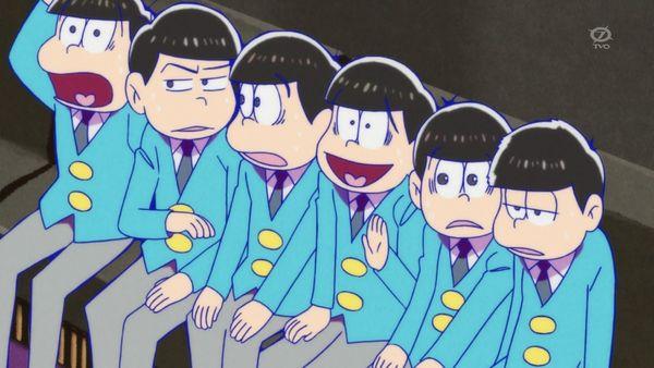 『おそ松さん』第6話(Aパート)「おたんじょうび会ダジョー」【アニメ感想】_9390