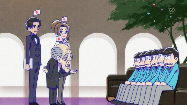 『おそ松さん』第6話(Aパート)「おたんじょうび会ダジョー」【アニメ感想】_9392