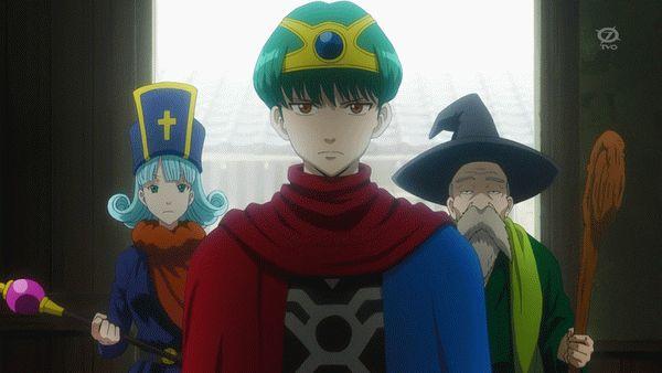 『銀魂』第299話「鉄と魔王は熱いうちに打て」「オイルの雨」【4期34話】【アニメ感想】_9511