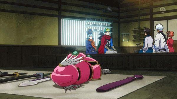 『銀魂』第299話「鉄と魔王は熱いうちに打て」「オイルの雨」【4期34話】【アニメ感想】_9514