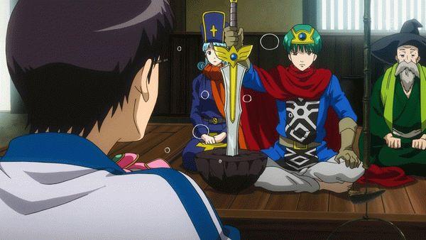 『銀魂』第299話「鉄と魔王は熱いうちに打て」「オイルの雨」【4期34話】【アニメ感想】_9522