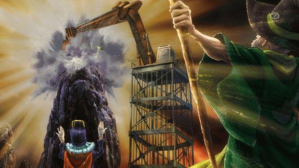 『銀魂』第299話「鉄と魔王は熱いうちに打て」「オイルの雨」【4期34話】【アニメ感想】_9523