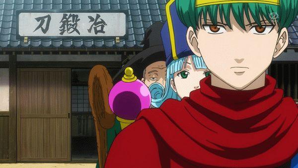 『銀魂』第299話「鉄と魔王は熱いうちに打て」「オイルの雨」【4期34話】【アニメ感想】_9525