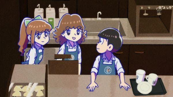 『おそ松さん』第7話(Aパート)「トド松と5人の悪魔」【アニメ感想】_9645