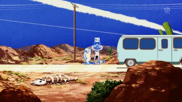 『おそ松さん』第7話(Bパート)「北へ」【アニメ感想】_9731