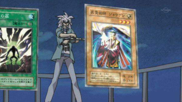 『遊戯王DM』第34話「闇を砕け 神の一撃!」【アニメ感想】_9769