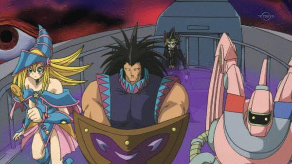 『遊戯王DM』第34話「闇を砕け 神の一撃!」【アニメ感想】_9781