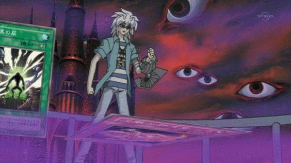 『遊戯王DM』第34話「闇を砕け 神の一撃!」【アニメ感想】_9783