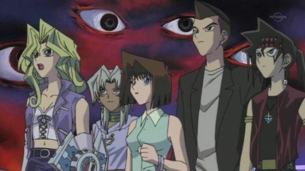 『遊戯王DM』第34話「闇を砕け 神の一撃!」【アニメ感想】_9788