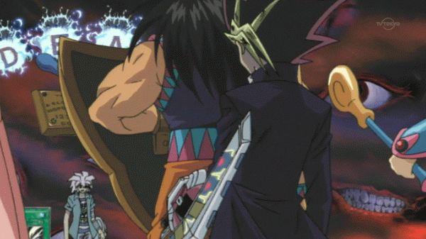 『遊戯王DM』第34話「闇を砕け 神の一撃!」【アニメ感想】_9791