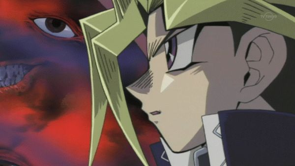『遊戯王DM』第34話「闇を砕け 神の一撃!」【アニメ感想】_9792