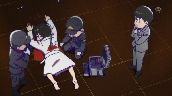 『おそ松さん』第8話(Aパート)「なごみのおそ松」【アニメ感想】_9961