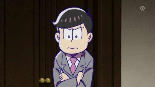 『おそ松さん』第8話(Aパート)「なごみのおそ松」【アニメ感想】_9967