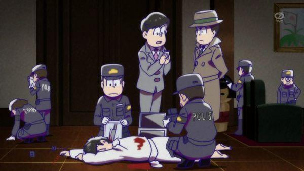『おそ松さん』第8話(Aパート)「なごみのおそ松」【アニメ感想】_9969