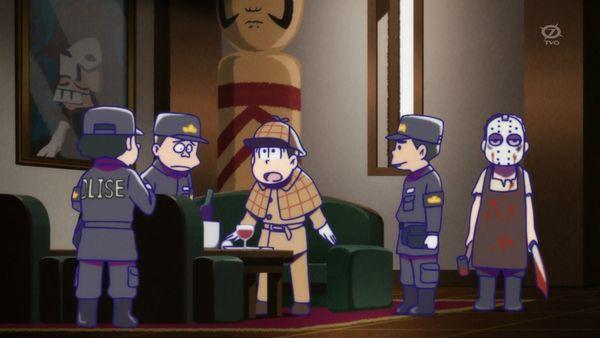 『おそ松さん』第8話(Aパート)「なごみのおそ松」【アニメ感想】_9976