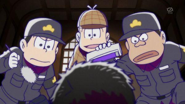 『おそ松さん』第8話(Aパート)「なごみのおそ松」【アニメ感想】_9978