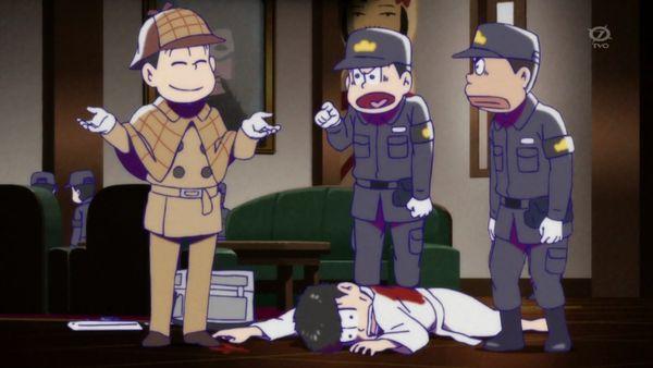 『おそ松さん』第8話(Aパート)「なごみのおそ松」【アニメ感想】_9983