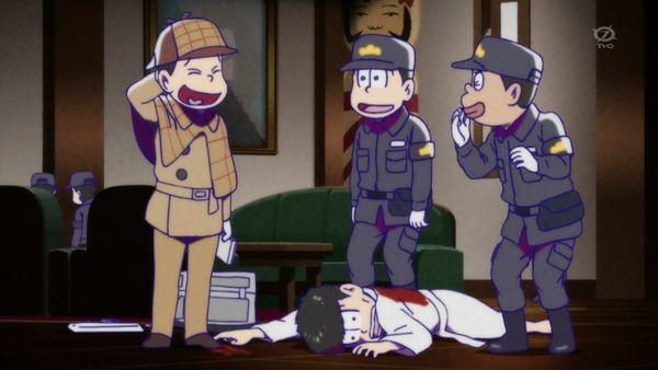 『おそ松さん』第8話(Aパート)「なごみのおそ松」【アニメ感想】_9986