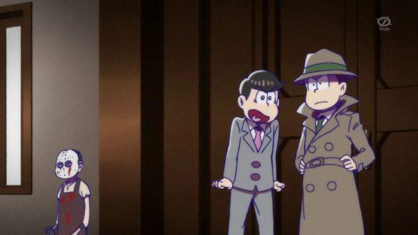 『おそ松さん』第8話(Aパート)「なごみのおそ松」【アニメ感想】_9987