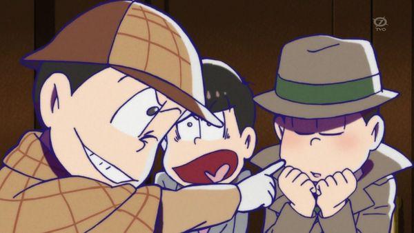 『おそ松さん』第8話(Aパート)「なごみのおそ松」【アニメ感想】_9989
